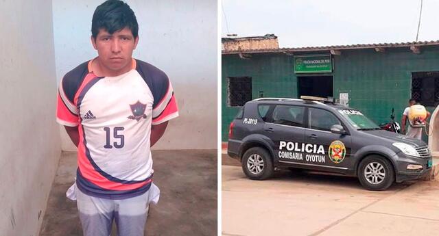 PNP logró capturar a Arnulfo Alarcón Zelada (27) e el interior de una vivienda tras un intenso operativo en diferentes puntos del sector Los Tres.