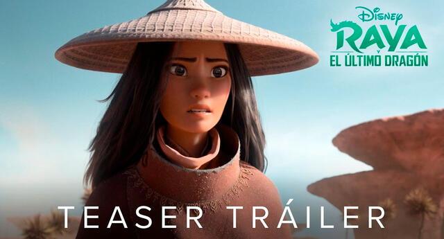 Raya y el Último Dragón, la nueva película animada de Disney+
