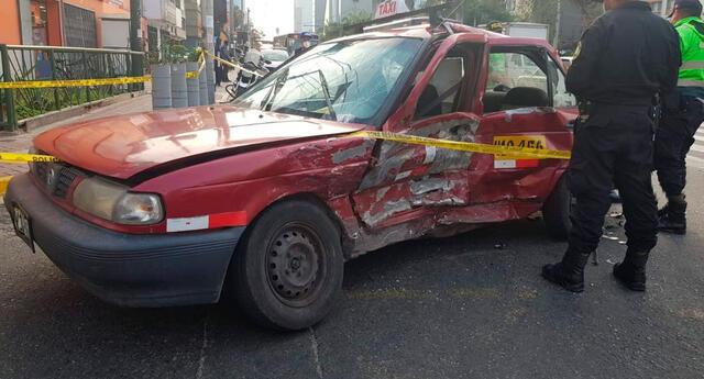 Hasta el momento se desconoce la identidad de la víctima de este fatídico hecho y la PNP aún se encuentra investigando cuales fueron las causas de este accidente de tránsito.