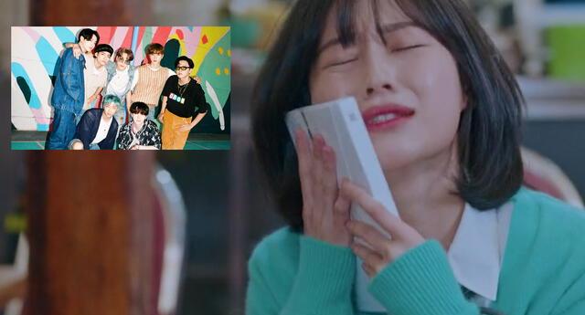 """BTS aparece en el capítulo 14 de """"True Beauty""""."""