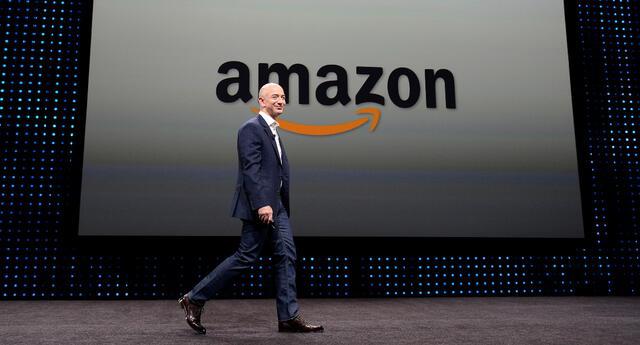 Jeff Bezos dejará de ser consejero delegado de Amazon y le sustituirá Andy Jassy   Foto: EFE