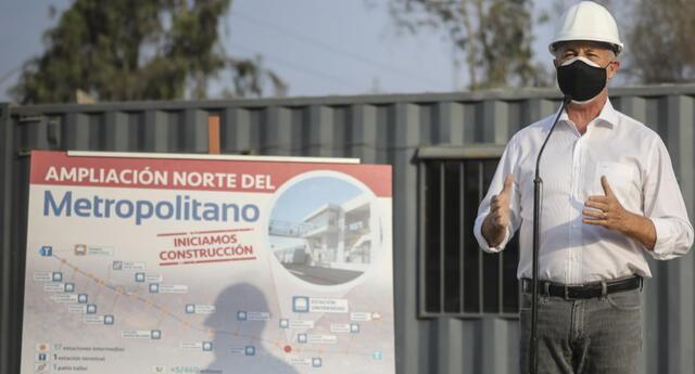 Obras de ampliación del Metropolitano durarán al rededor de 14 meses.