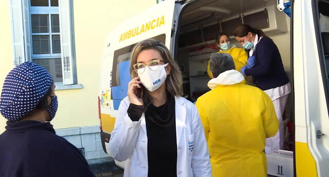 Las autoridades sanitarias de Uruguay detectaron los cinco primeros casos de personas contagiadas de la variante brasileña del SARS-CoV-2.