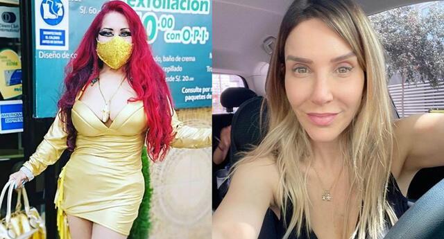Monique Pardo ofrece disculpas a Juliana Oxenford tras tildarla de