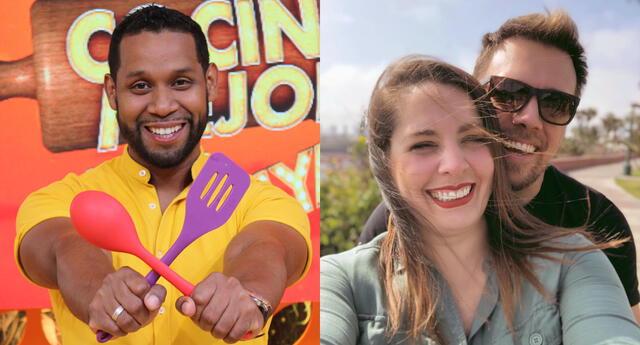 Edson Ávila sorprendió al pedir a la producción de América Hoy que Yiddá Eslava y Julián Zucchi reemplacen a Melissa Paredes y Janet Barboza.