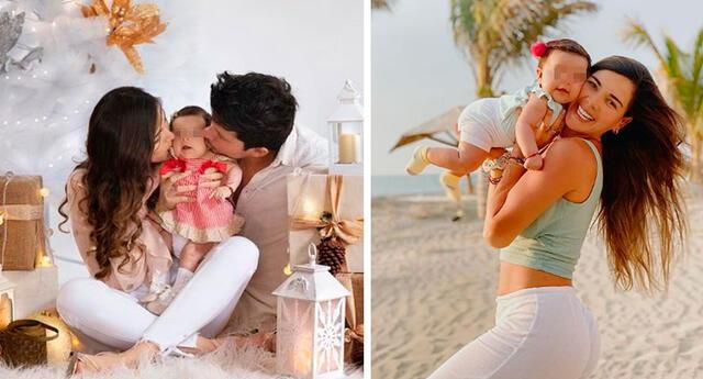 Korina Rivadeneira confirmó que buscaría quedar embarazada este año si es que se recupera completamente tras dar a luz.