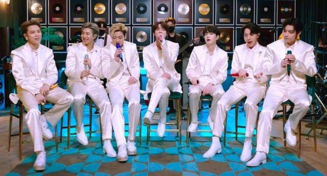 MTV anunció en sus redes sociales que BTS dará un show exclusivo que se emitirá el próximo 23 de febrero.