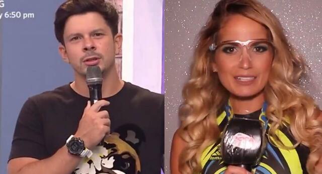 Mario Hart se defiende de críticas de Michela Elías quien reclama estar en los Combatientes.