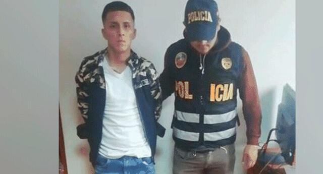 Poder Judicial de Lima Norte condenó a  André Wallace Salcedo Cano (a)