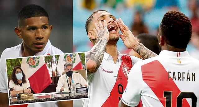 Jugadores de la selección peruana, encabezados por Paolo Guerrero, apoyan el regreso del deporte en el país.