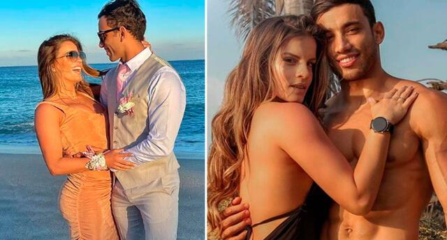 Alejandra Baigorria no piensa casarse  con Said Palao.