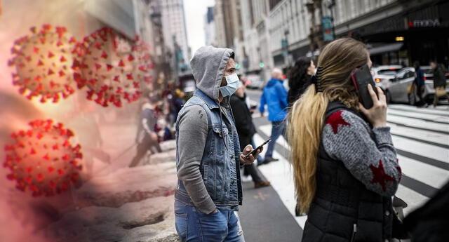 """El mundo debe prepararse porque el coronavirus """"se quedará entre nosotros"""" largo tiempo, dijo la experta."""
