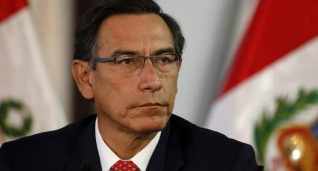 Martín Vizcarra  será investigado por la Fiscalía de la Nación