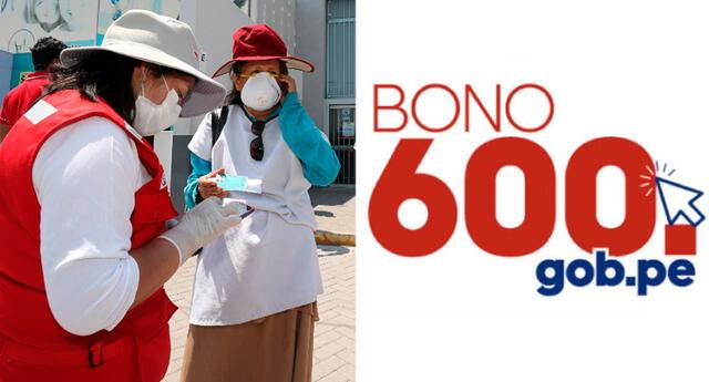 Ejecutivo confirma la página web de consultas del bono de 600 soles