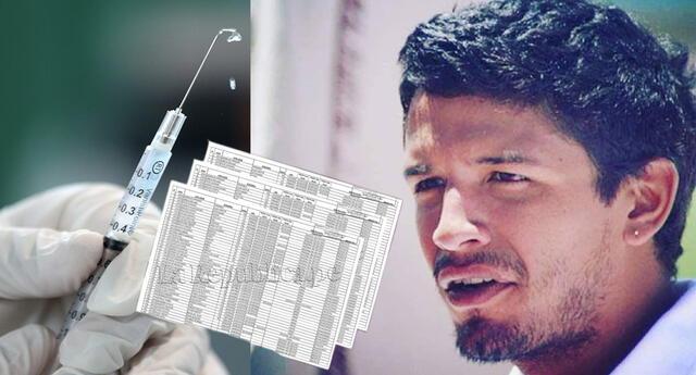 Reimond Manco, uno de los jugadores más desequilibrantes del fútbol peruano, se refirió al vacunagate.