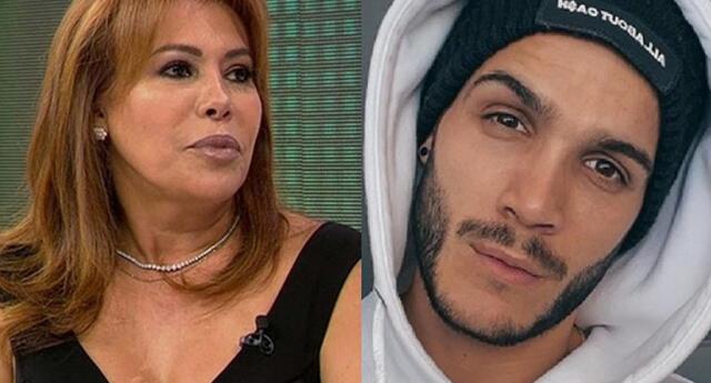 Magaly Medina asegura que Mario Irivarren perjudica más su carrera.