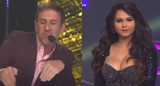 Mauri Stern asegura que imitadora de Thalía no se parece a la cantante.