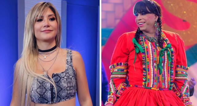 Claudia Serpa trabajará con la Chola Chabuca.