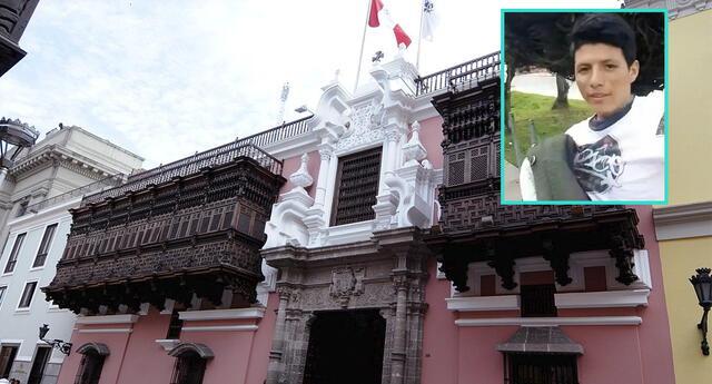 Joven de 19 años fue lanzado de puente en Colombia.