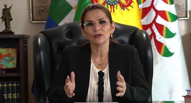 Bolivia devuelve al FMI millonario crédito solicitado por gobierno de Jeanine Áñez