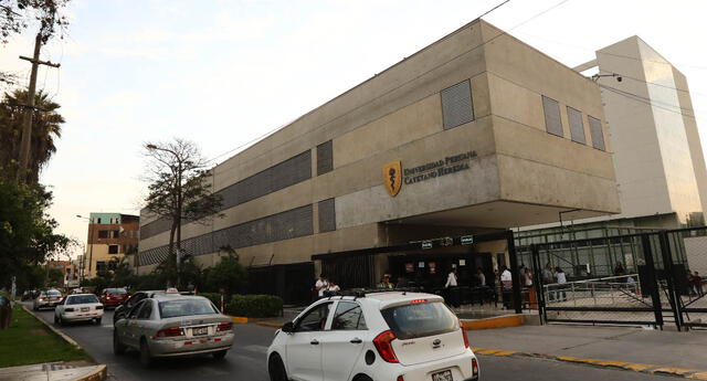 Universidad Peruana Cayetano Heredia bajo la lupa tras caso Vacunagate.
