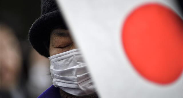 La mutación ocurrió fuera de Japón y no se puede precisar su país de origen.