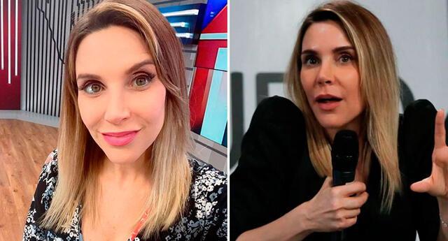 Juliana Oxenford exhorta a fans a no hacer caso a falsas noticias.