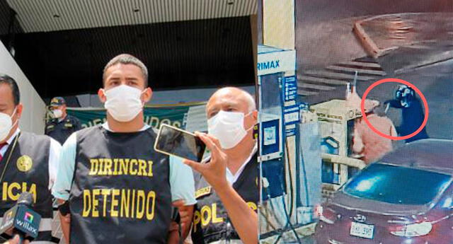 capturan a extranjero que asesinó a joven trabajador de grifo