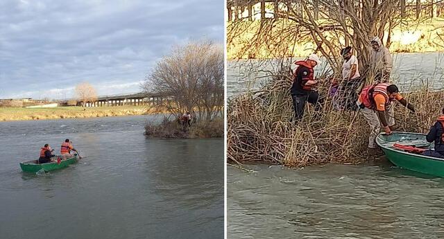 Las autoridades mexicanas rescataron en la tarde del miércoles el cuerpo de un niño hondureño de ocho años que murió ahogado al intentar cruzar el río Bravo hacia Texas.