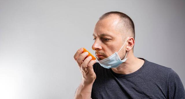 a relación entre la COVID-19 y la alteración de los sentidos del olfato y el gusto se hizo patente en marzo de 2020.