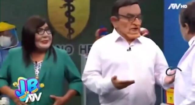 Pilar Mazeta y Martín Vizcacha se debaten por la vacuna contra el coronavirus.