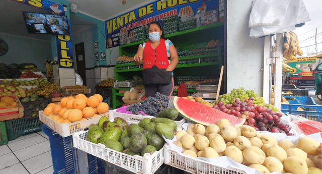 Los delincuentes ingresaron al minimarket cuando se encontraba en funcionamiento. El robo ocurrió en San Martín de Porres.