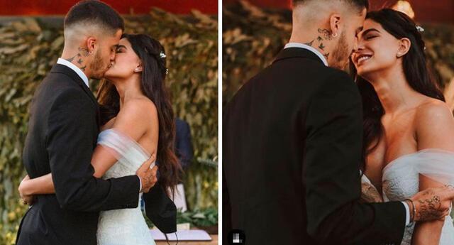 Ivana Yturbe revela más detalles de su boda con Beto Da Silva.