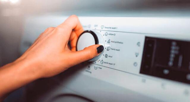 Los padres de familia deben comprobar que el interior del electrodoméstico se encuentre vacío antes de encender la lavadora.