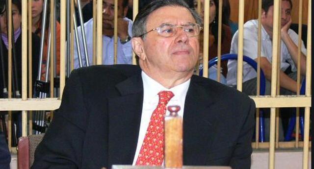 Falleció José Enrique Crousillat, a los 88 años.
