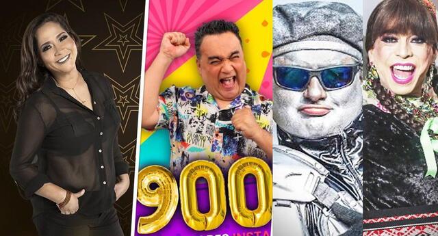 'JB en ATV' arrasó en el rating y desplazó regreso del 'Reventonazo de la Chola'