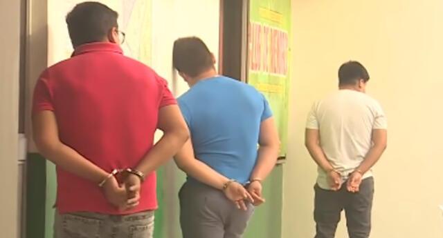 Dictan prisión contra banda criminal de ciberdelincuentes por robar 5 millones a la municipalidad de San Borja