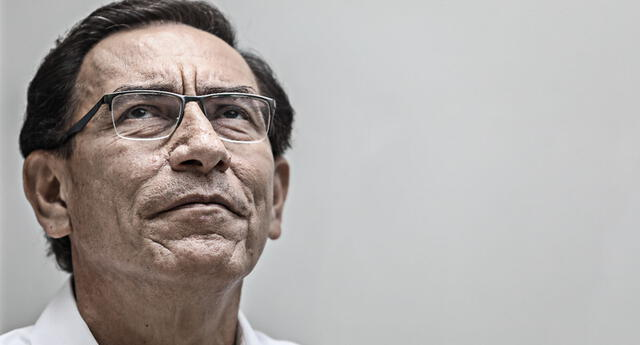 Candidatura de Martín Vizcarra al Congreso de la República peligra ante la aprobación de este informe de denuncias constitucionales en su contra.