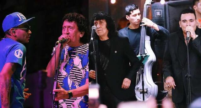 Jorge Muñoz no solo era músico de Josimar, sino también era padre del imitador peruano de Ozuna en Yo Soy.