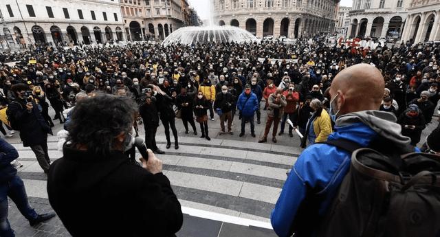 ¿Qué dicen los expertos sobre las variantes de coronavirus detectadas en Italia?