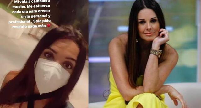 Rosángela Espinoza reafirmó que Rebeca Escribens no habría dado un resultado justo al dar como ganadora a Luciana Fuster.