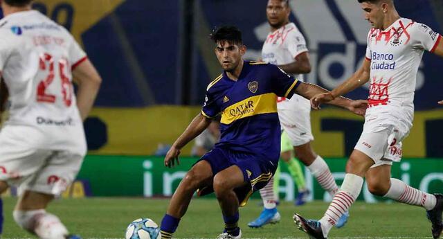 Carlos Zambrano entrenó hoy con Boca Juniors.