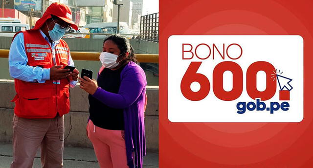 Te decimos cómo hacer el cambio de beneficiario del bono 600