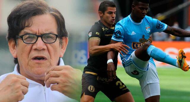Ciro Maguiña pide aplazar más el campeonato nacional.