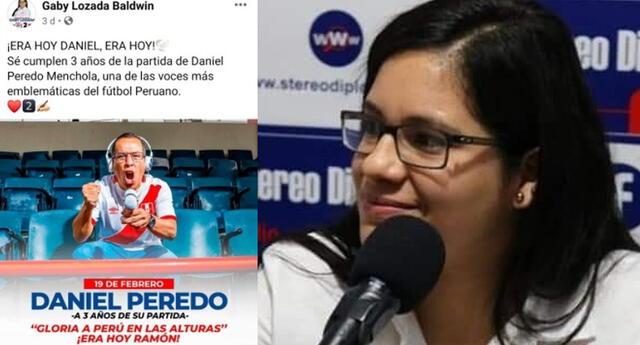 La imagen de Daniel Peredo no fue respaldada por los cibernautas, quienes criticaron la decisión.