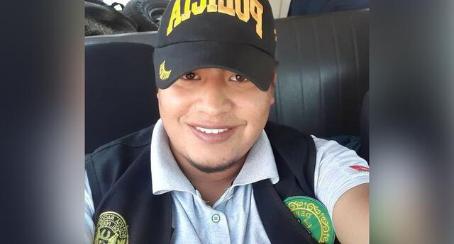 El policía Jhon Choque Valdez pertenecería a una red de trata de mujeres.