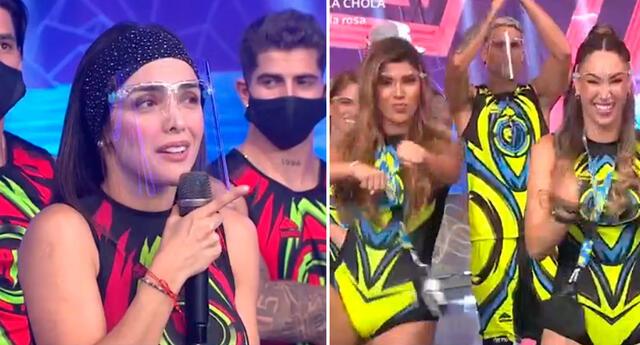 Yahaira Plasencia y Rosángela Espinoza volverán a batirse en duelo de baile.