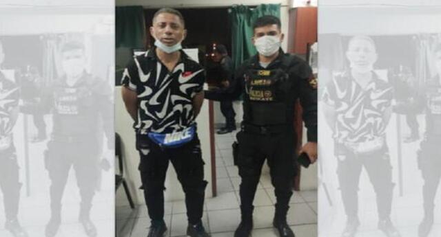 Poder Judicial del Callao dictó prisión contra Oswaldo Acevedo Vásquez por intentar asesinar a su esposa
