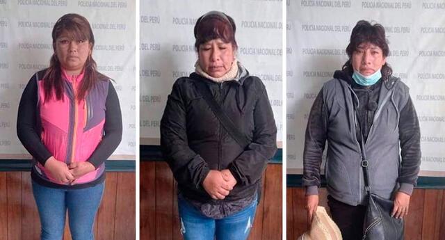 El caso será informado al Ministerio Público y se detallará que los sospechosos fueron hallados en flagrancia.
