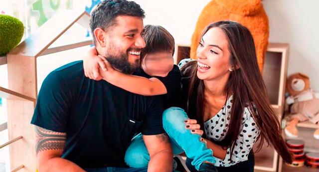 Natalie Vértiz y Yaco Eskenazi esperarían su segundo bebé, según Reinaldo Dos Santos.